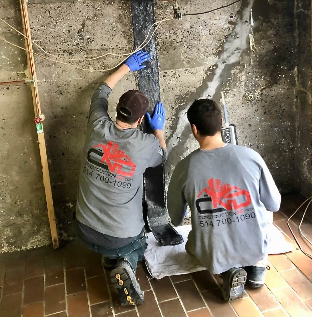 Residential renovation Montreal